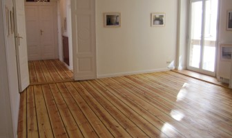 bauhaus villa parkett im baudenkmal ks. Black Bedroom Furniture Sets. Home Design Ideas